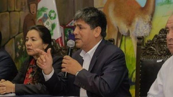 Estado de salud del gobernador regional de Ayacucho se complicó