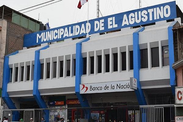 municipalidaddeelagustino