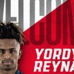 Yordy Reyna jugará en el DC United en la MLS