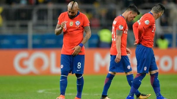 Chile confirmó la baja