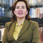 """""""Hemos roto el techo de cristal"""": Elvia Barrios se pronuncia tras asumir la presidencia del Poder Judicial"""