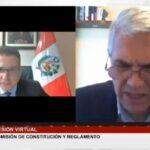 Comisión de Constitución del Congreso aprueba dictamen para eliminar inmunidad parlamentaria