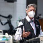 Francisco Sagasti anuncia aumento de las dosis que entregará Pfizer en el primer semestre