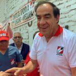 "Yonhy Lescano: ""Yo no he subestimado a ningún candidato"""