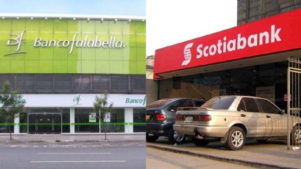 Banco Falabella y Scotiabank